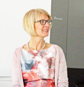 Luontomatkailukohteille kansainvälistä vetovoimaa valmentaja Anu Nylund