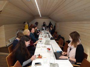Oulun seudun matkailupalvelujen ja palvelupolun kehittämistyöpajat 2019 - 2020. Attractive Oulu Region, VisitOulu, BusinessOulu